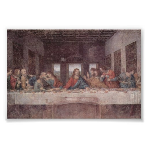 The Last Supper (Perfect Quality) Posters