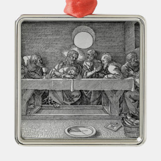 The Last Supper, pub. 1523 Christmas Ornament