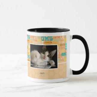 The last thing mug
