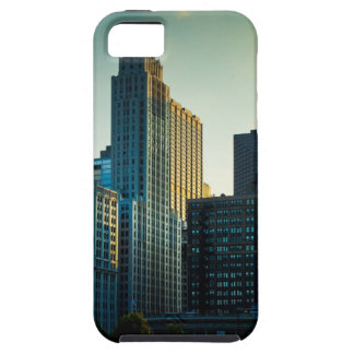 The late afternoon sun casts a golden glow on tough iPhone 5 case