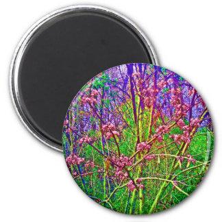 The Late Bloomer Fridge Magnets