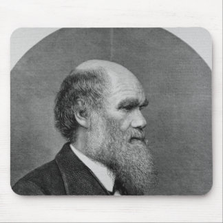 The Late Mr C. R. Darwin, FRS, LLD Mouse Pad