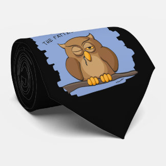 The Late Owl Catches The Fattest Mice! Tie