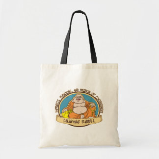 The Laughing Buddha Tote Bag