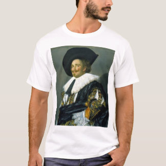 The Laughing Cavalier - 1624 - Franz Hals (Dutch) T-Shirt