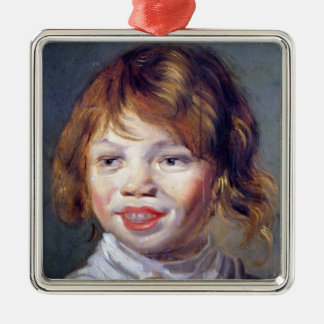 The Laughing Child Christmas Ornament