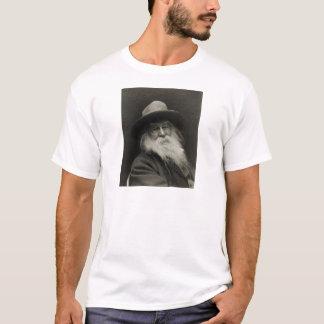 The Laughing Philosopher Poet Walt Whitman T-Shirt