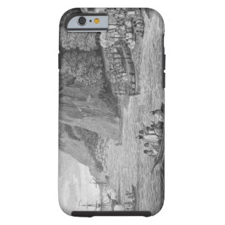 The Launch of the North West America at Nootka Sou Tough iPhone 6 Case