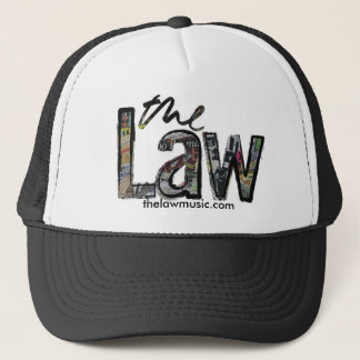 The Law - Logo - Hat