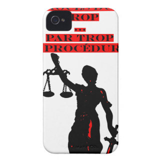 The Lawsuits Last too much per too many Procedures iPhone 4 Cover