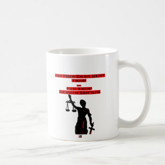 The Lawsuits Last too much per too many Procedures Basic White Mug