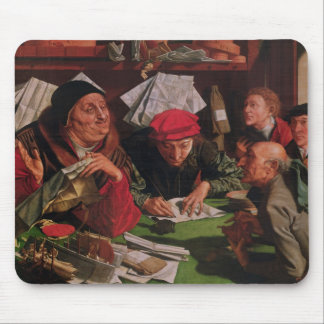 The Lawyer's Office, c.1545 Mouse Mat