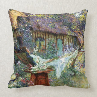 """The Lazy Afternoon"" Cushion"