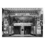 The Leader Theatre, 1921