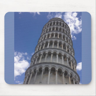 The Leaning Tower of Pisa (Italy) Mouse Mat