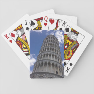The Leaning Tower of Pisa (Italy) Playing Cards