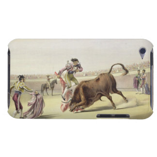 The Leap or Salta Tras Cuernos, 1865 (colour litho Barely There iPod Cover