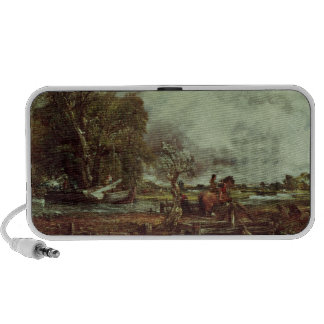 The Leaping Horse, c.1825 (oil on canvas) Mp3 Speaker