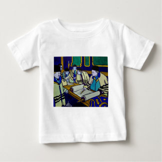 The Learning by Piliero Baby T-Shirt
