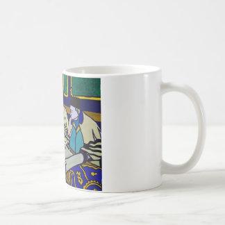 The Learning by Piliero Basic White Mug