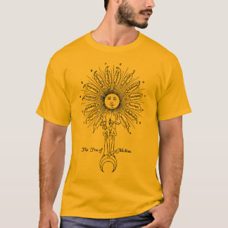 The Leaves of Hermes Sacred Tree T-Shirt