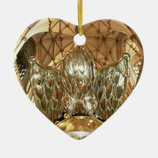 The Lectern Ceramic Heart Decoration