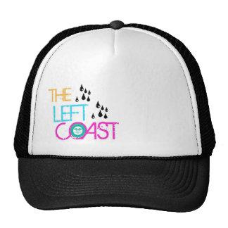 The Left Coast Hat