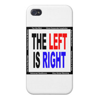 The Left is Right iPhone 4/4S Case