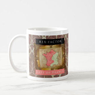 The Left of France, Mug Patterned