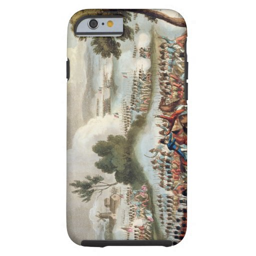 The Left Wing of the British Army in Action at the iPhone 6 Case