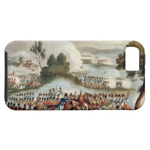The Left Wing of the British Army in Action at the iPhone 5 Cover