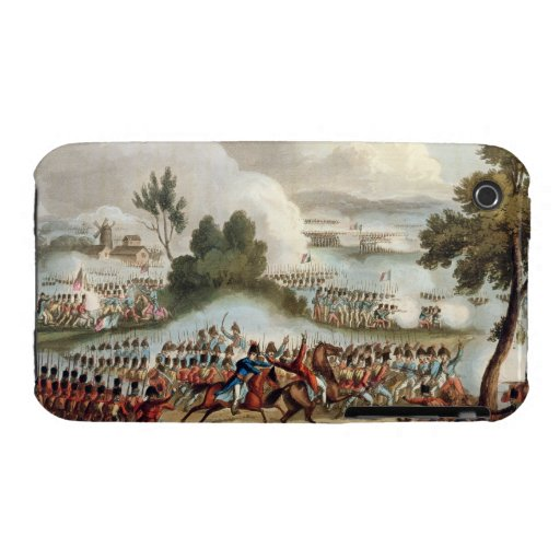 The Left Wing of the British Army in Action at the iPhone 3 Case