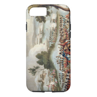 The Left Wing of the British Army in Action at the iPhone 8/7 Case