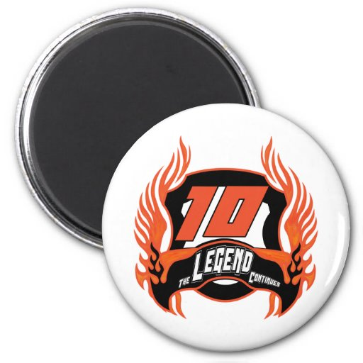 The Legend 10th Birthday Gifts Magnet