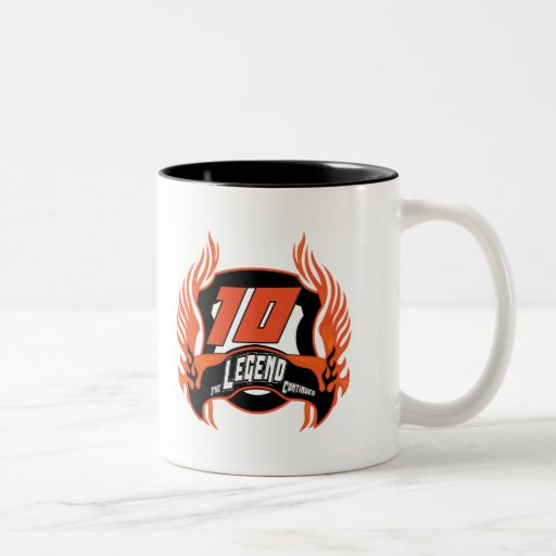 The Legend 10th Birthday Gifts Mugs