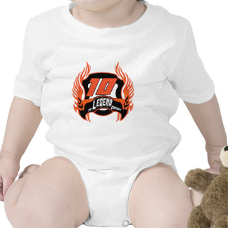 The Legend 10th Birthday Gifts Romper