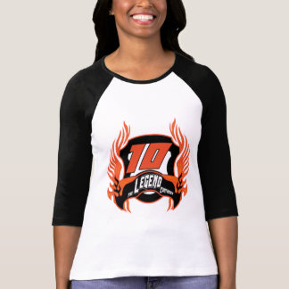 The Legend 10th Birthday Gifts Tees