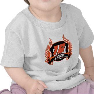 The Legend 16th Birthday Gifts Tshirts