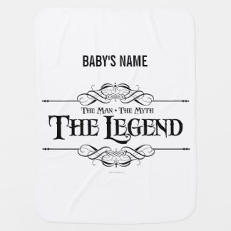 The Legend Baby Blanket