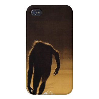 """""""The Legend of Boggy Creek"""" Iphone Case Case For The iPhone 4"""
