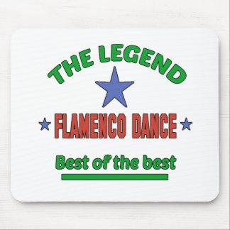 The Legend Of Flamenco dance Mouse Pad