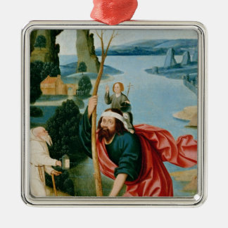 The Legend of St. Christopher Christmas Ornament