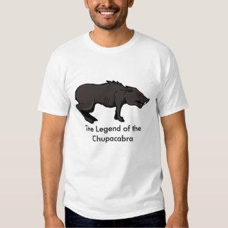 The Legend of the Chupacabra Tshirt