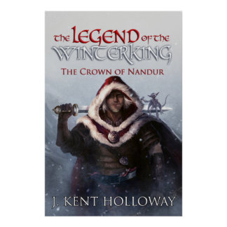 The Legend of the Winterking The Crown of Nandur Print
