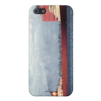 The Legendary S.S. Edmund Fitzgerald iPhone 5 Cases