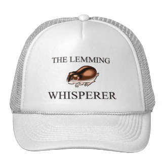 The Lemming Whisperer Trucker Hat