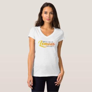 The Lemon Shirt (White)