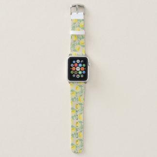 The Lemon Tree Apple Watch Band
