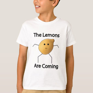 The Lemons Are Coming! Tees