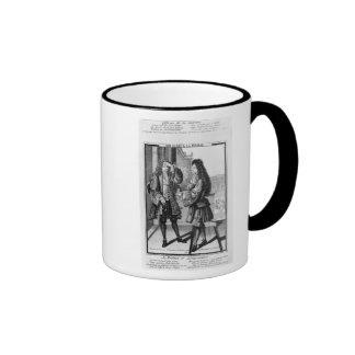 The Lender and the Borrower Coffee Mug